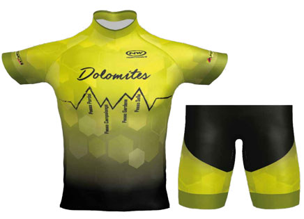 T shirt Dolomites Sellaronda by Northwave