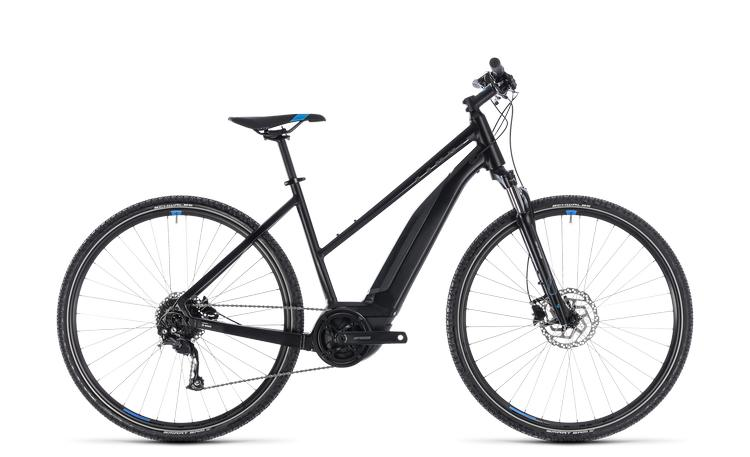 End of season sale of Cube bikes